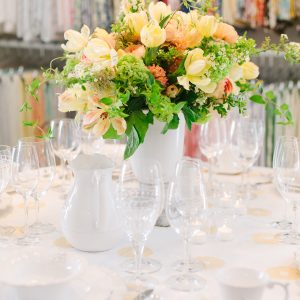 La Tavola Fine Linen - wedding rentals - michel b. events