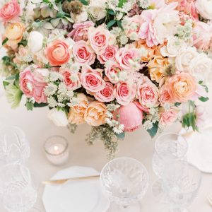 floral design, ojai weddings, michel b. events