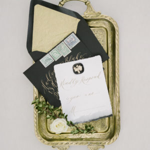 Jolie & Co - Decorus Photography - Wedding Stationery - michel b. events