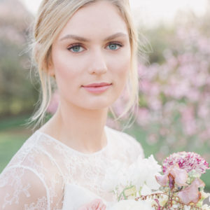 1-805 Makeup - Tenth and Grace Photography - Santa Barbara Wedding - Ojai Wedding - Wedding Hair