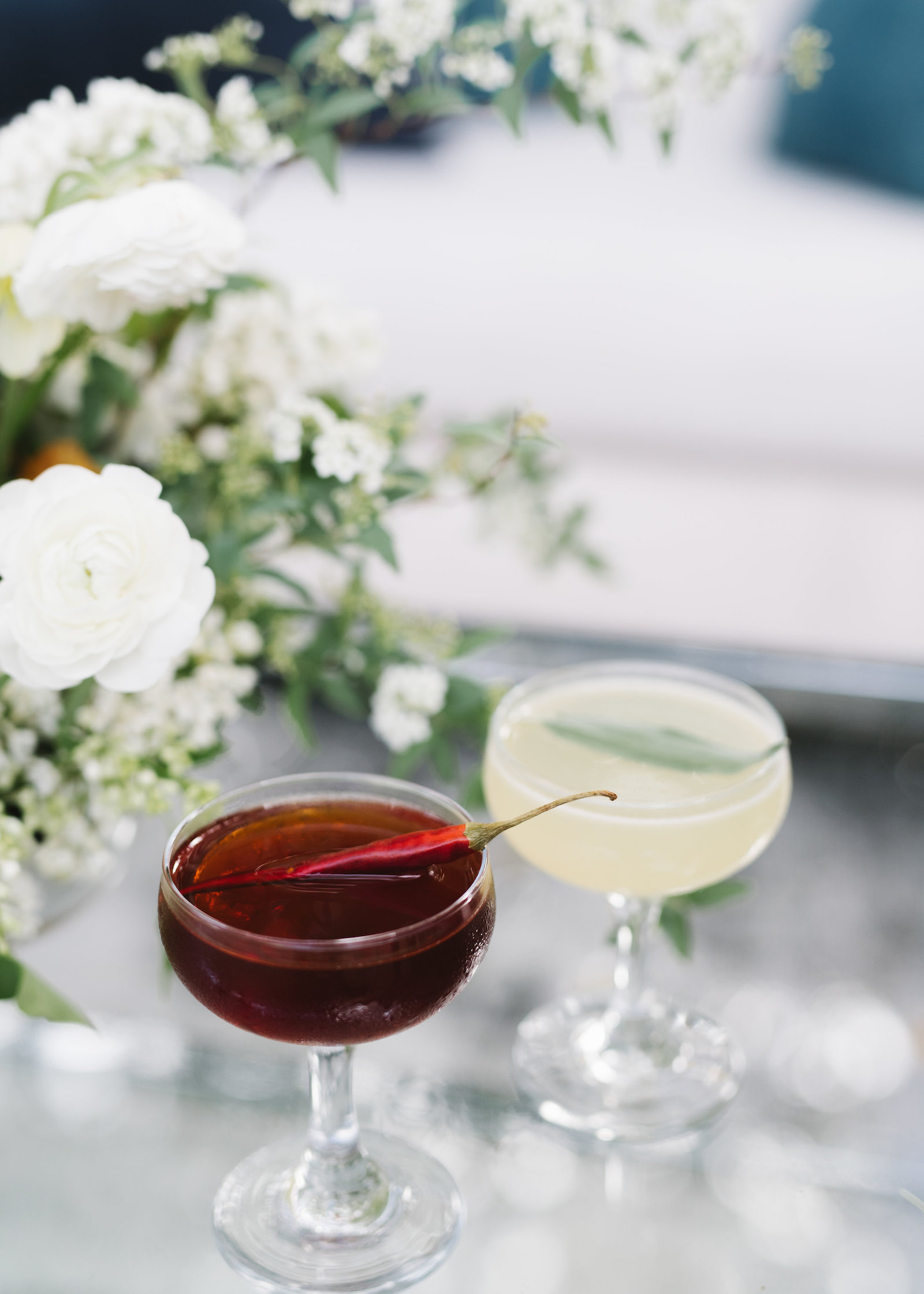 The Whaling Club - Los Angeles Catering - Santa Barbara Wedding - Ojai Wedding - Michel B. Events - cocktails.jpg